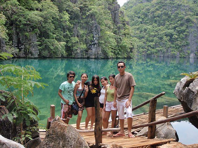 Magnificent view of Kayangan Lake :)